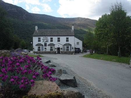 Fish Inn Buttermere Village