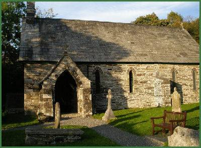 Seathwaite church