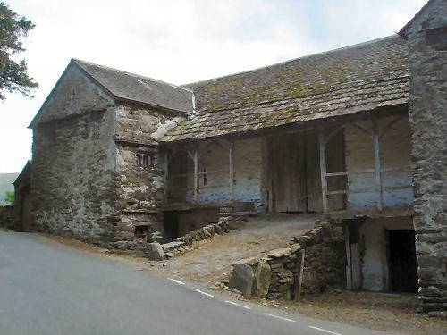 Townend Barn, Troutbeck