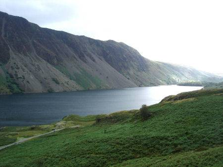 Wastwater Scree slopes