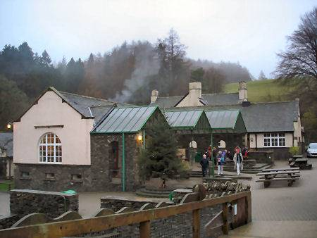 Grizedale Forest visitor Centre