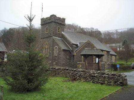 Satterthwaite, All Saint's Church