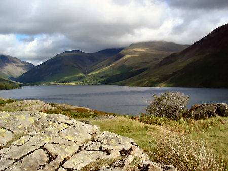 Wastwater and Scafell