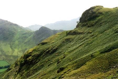 View from Stickle Tarn