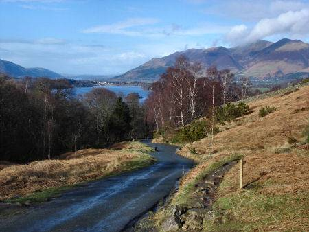 Derwentwater from Ashness