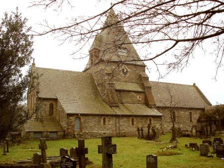 St. Peter's Church, Finsthwaite
