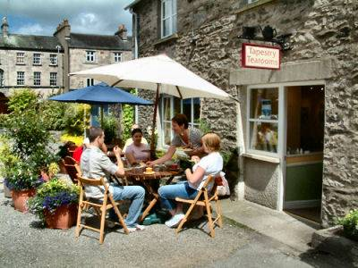 The Quaker Tapestry Tearooms Kendal