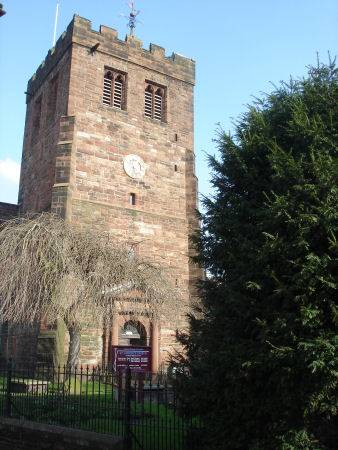 Penrith Parish Church