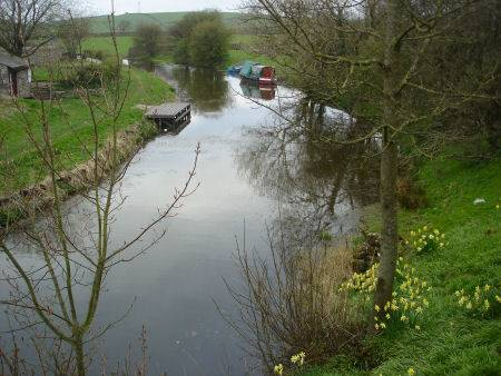 Lancaster Canal at Crooklands