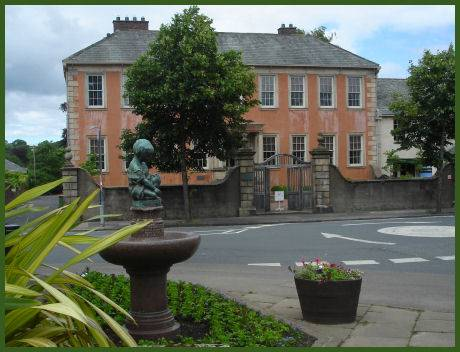 Wordsworth House, Cockermouth