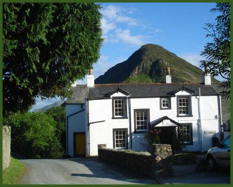 Loweswater Village