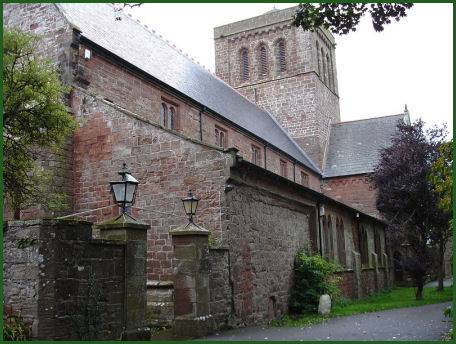 St. Bees Priory